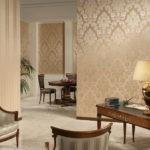 декор стен в гостиной дизайн идеи