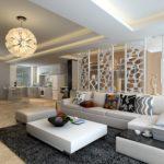 декор стен в гостиной идеи дизайна