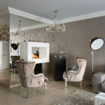 декор стен в гостиной фото дизайна