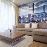 декор стен в гостиной идеи интерьера