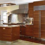 дизайн большой кухни гарнитур