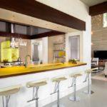 дизайн большой кухни идеи