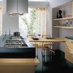 дизайн большой кухни интерьер варианты
