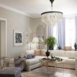 оформление и декор гостиной идеи дизайн