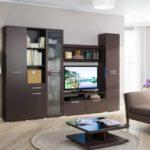 оформление и декор гостиной идеи варианты