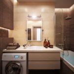 ванная комната 5 кв м идеи фото