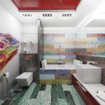 ванная комната 5 кв м интерьер идеи