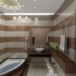 ванная комната 5 кв м варианты дизайна