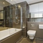 ванная комната 5 кв м варианты интерьера