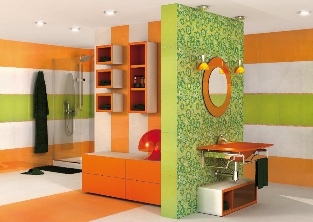 Белая ванная комната главный цвет в фоне