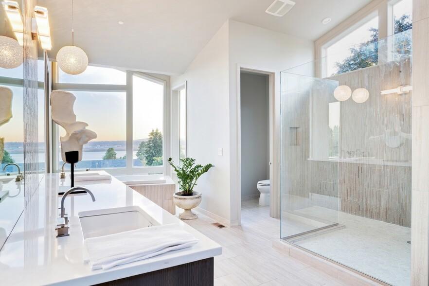 Большая ванная комната дизайн-проект