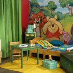 Декор детской комнаты фотообои