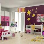 Декор детской комнаты никакого мрачного колорита
