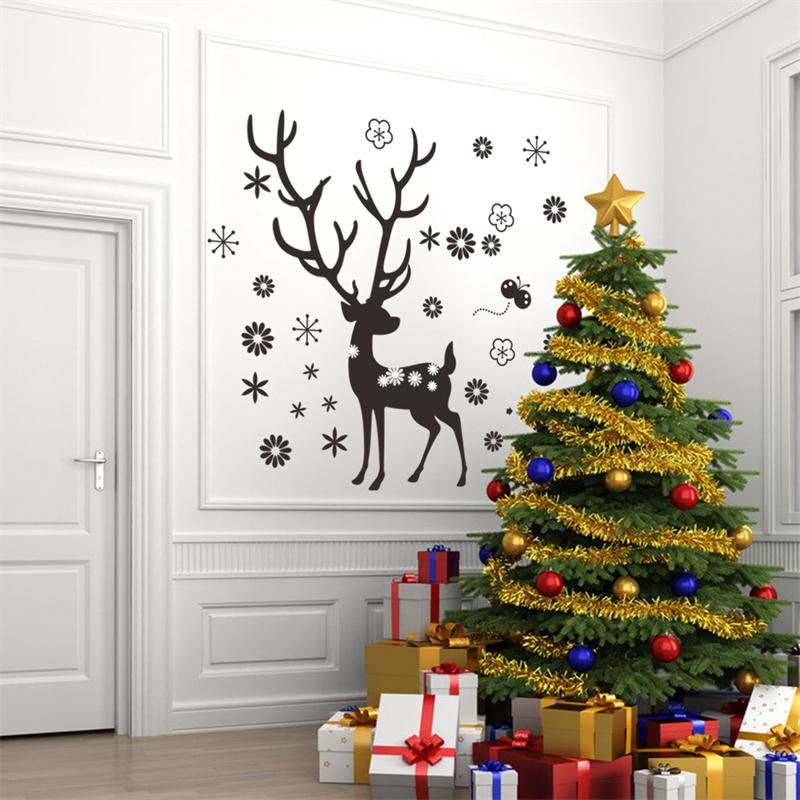 Декор детской комнаты новый год