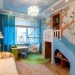 Декор детской комнаты оригинальная аппликация