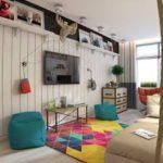 Декор детской комнаты скандинавский стиль
