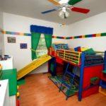 Декор детской комнаты в стиле лего