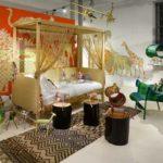 Декор детской комнаты в стиле ориентал