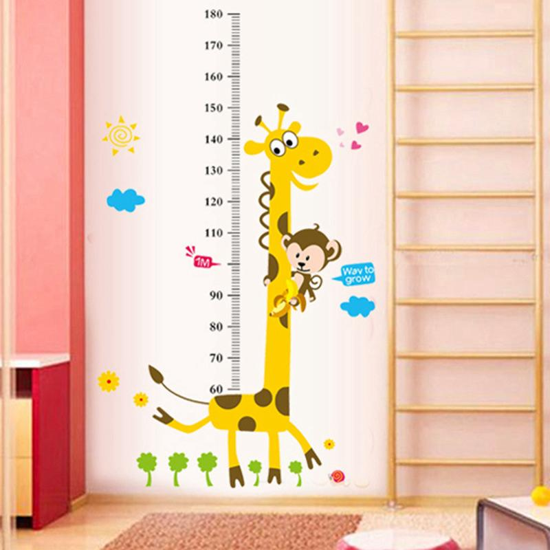 Декор в детской комнате полезные стикеры