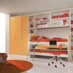 Дизайн детской комнаты для двух разнополых детей кровать-трансформер
