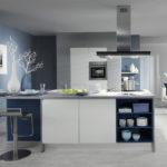 Дизайн кухни в современном стиле островная конфигурация
