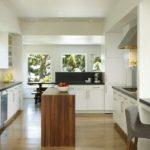 Дизайн кухни в современном стиле островной дизайн