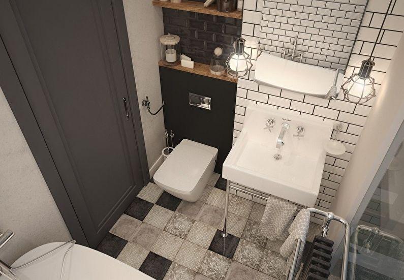 отделка пола в ванной 4 кв м