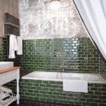 дизайн ванной 5 кв м интерьер идеи