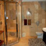 Дизайн ванной комнаты 6 кв м в бежевых тонах