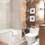 Дизайн ванной комнаты 6 кв м ванна в этностиле