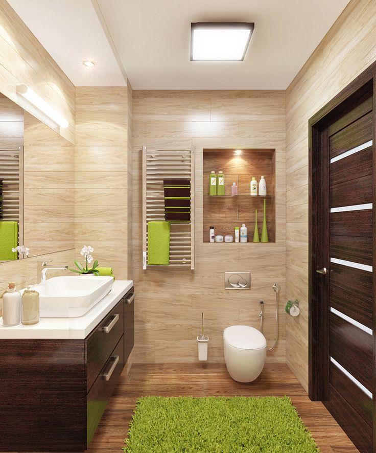 Дизайн ванной комнаты 6 кв м закажите работу профессионалу