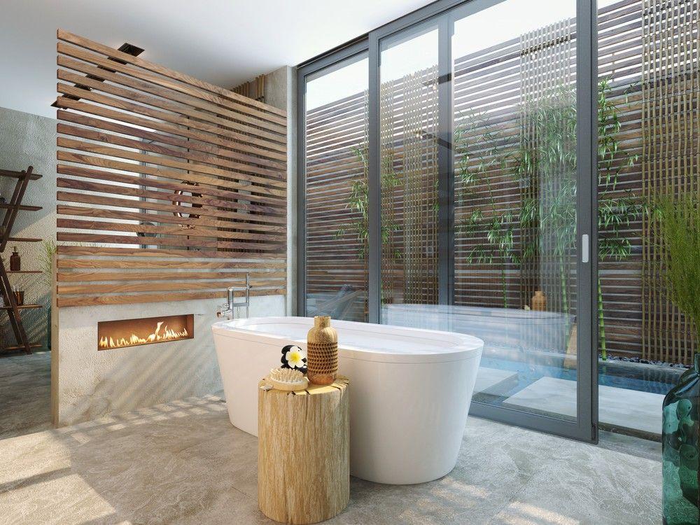 Дизайн ванной комнаты для гостей