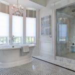 Дизайн ванной комнаты в частном доме классический стиль
