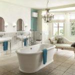 Дизайн ванной комнаты в частном доме скандинавский стиль