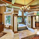 Дизайн ванной комнаты в частном доме в классическом стиле