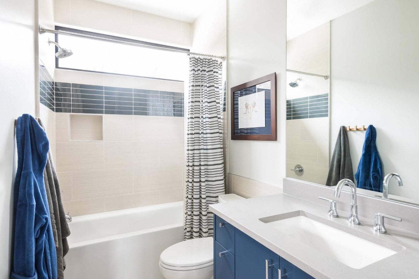 дизайн ванной с туалетом фото