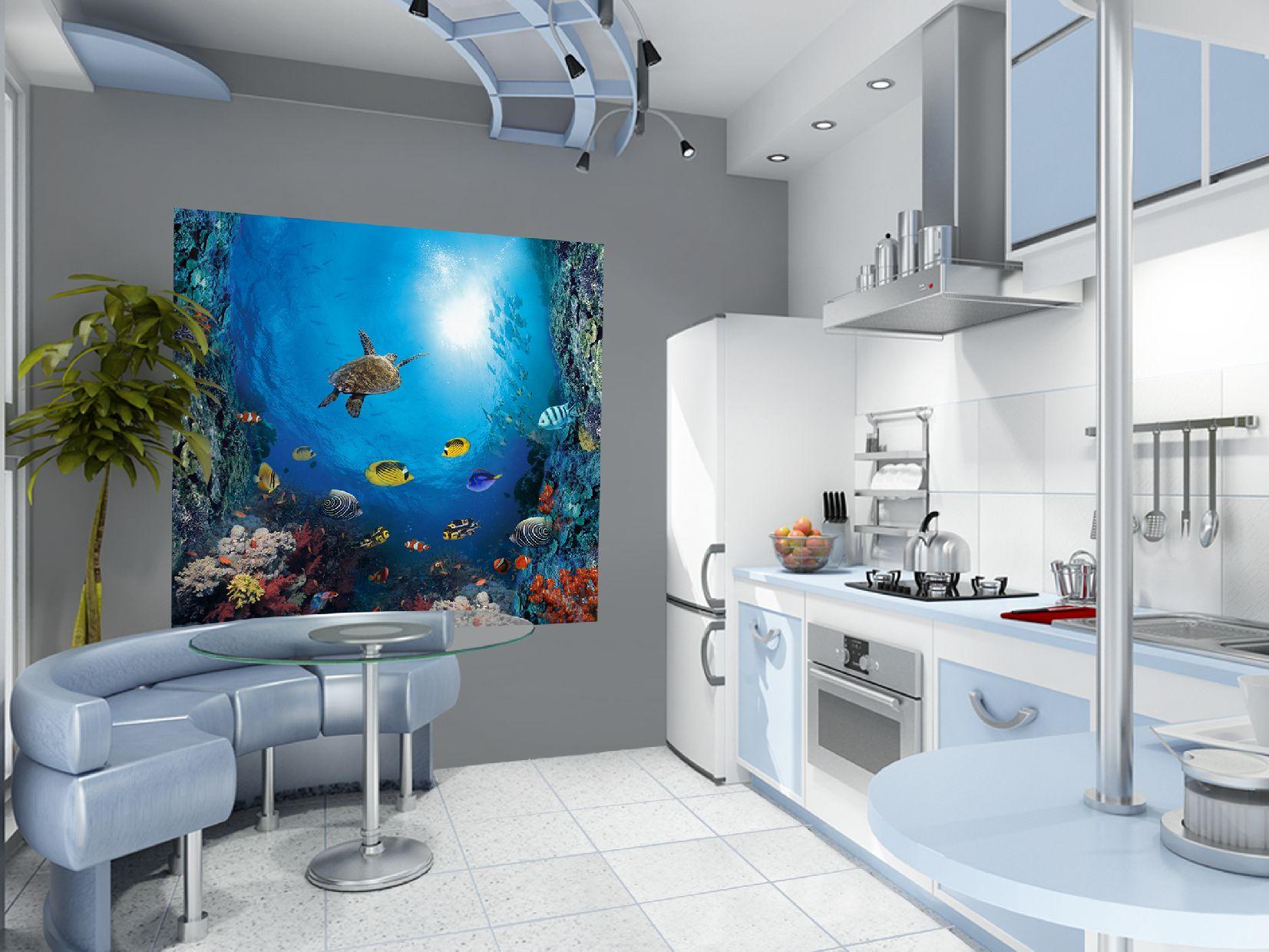 равной степени примеры фотообои на стену для кухни полномочный г-н