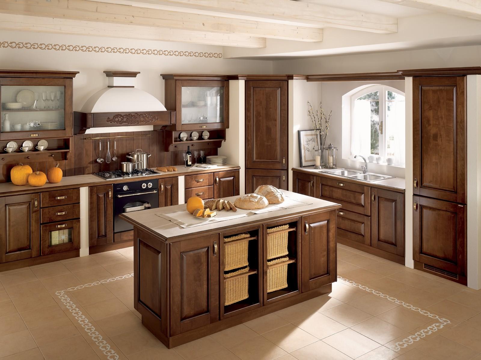 обработку итальянская кухонная мебель фото активный дико