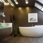 ванная с окном идеи