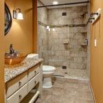 ванная комната 3 кв м фото