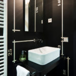 ванная комната 4 кв м дизайн фото