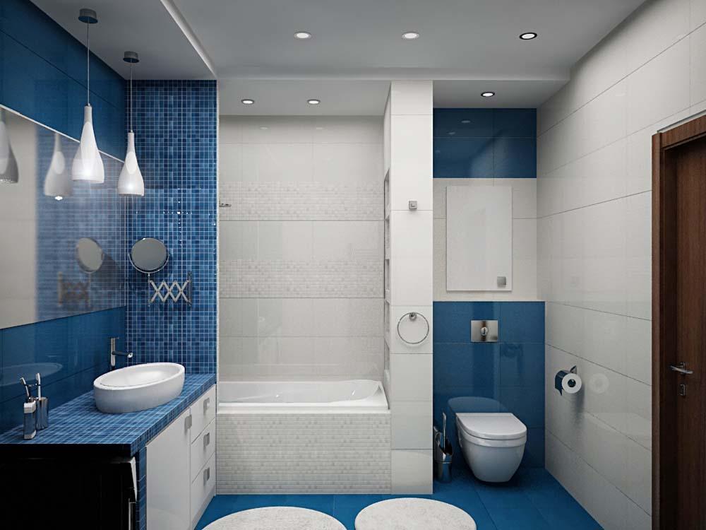 идеи ванной комнаты 5 м2