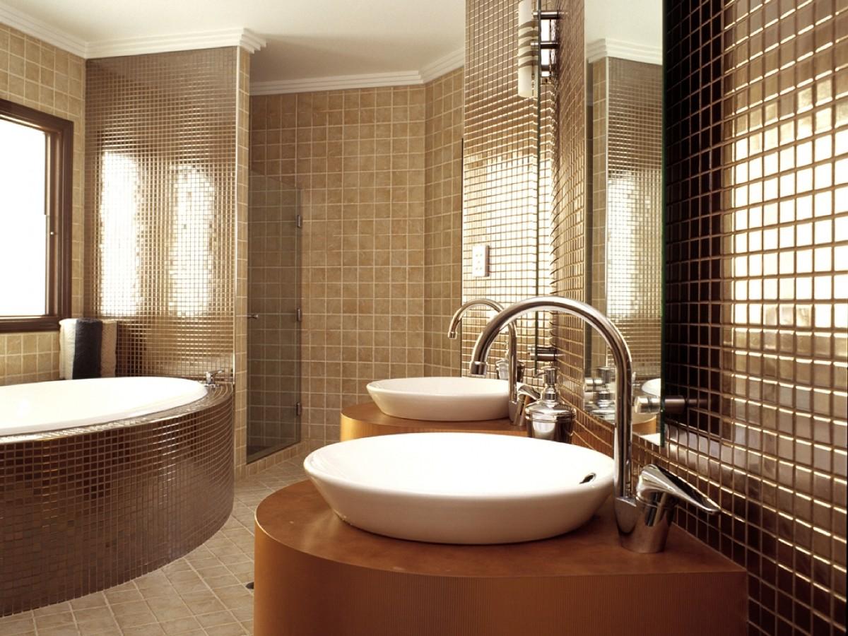 ванная комната 5 м2 отделка плиткой