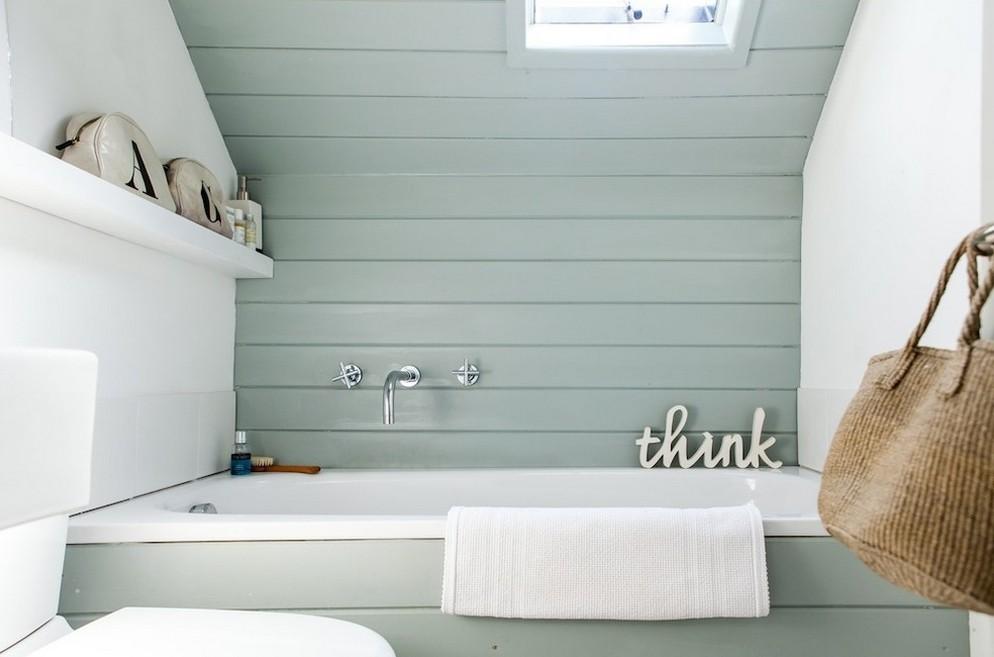 отделка стен в ванной 5 кв м