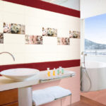 ванная комната с окном свежий проект