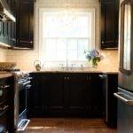 дизайн узкой кухни фото идеи