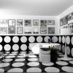 дизайн керамической плитки для ванной в частный дом