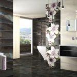 красивая керамическая плитка для ванной