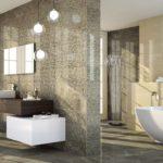 красивая керамическая плитка для ванной идеи