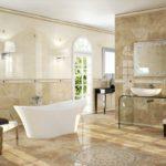 красивая керамическая плитка для ванной варианты